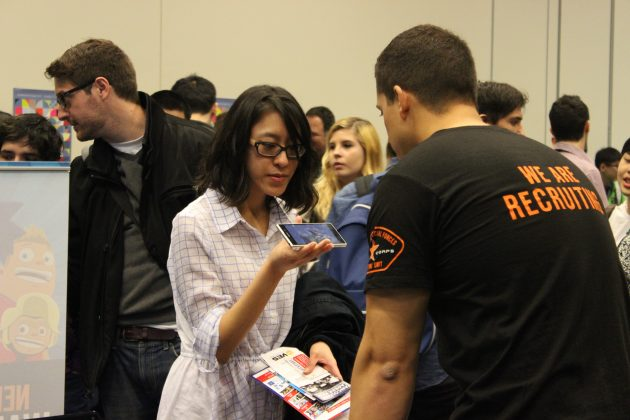 How to Make he Most of our Digital Entertainment Career Fair   Vancouver April 6 2019