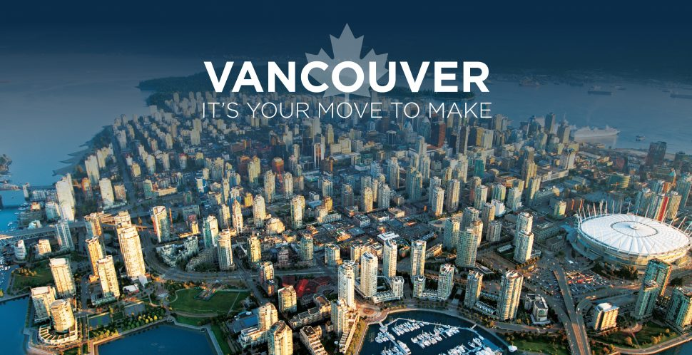 Vancouver Economic Commission and Top Technology Companies Court Canadian Professionals Abroad. #YourMoveToMake