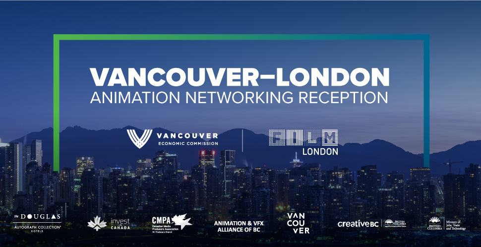 Animation Business Exchange Delivers New Corridor for Canada–UK Animation