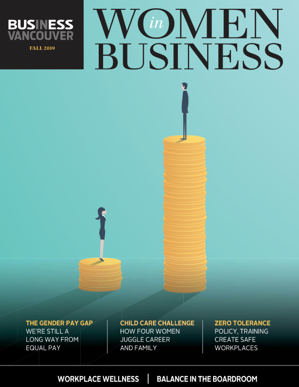 Business In Vancouver Fall 2019 Edition - Women in Business - Inclusive Boardrooms