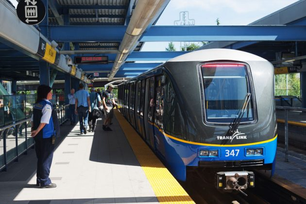 Public Transit is Essential for Healthy, Connected and Sustainable Cities   Photo source: Translink